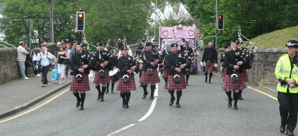 Uddingston Pipe Band