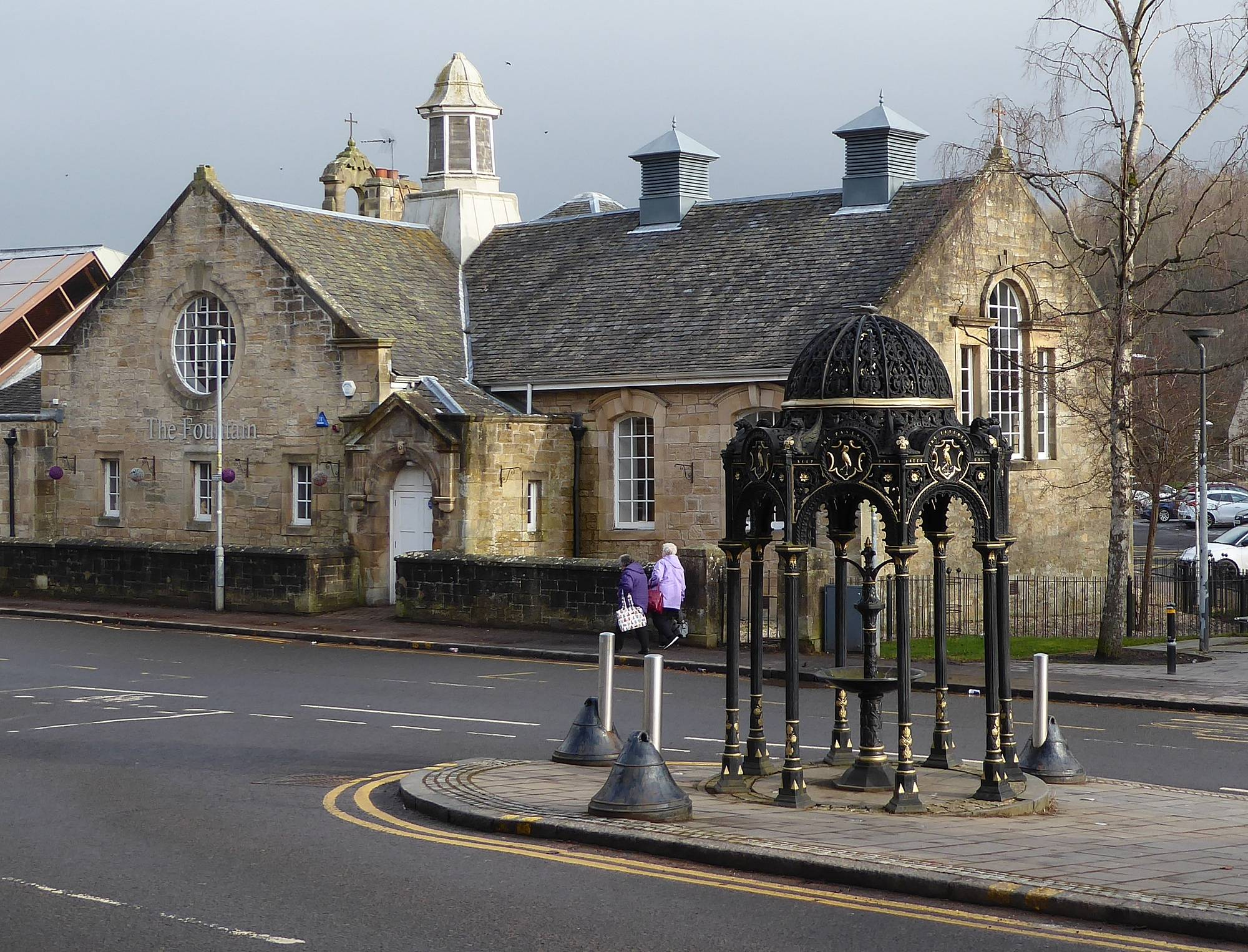 The Fountain, Lesmahagow
