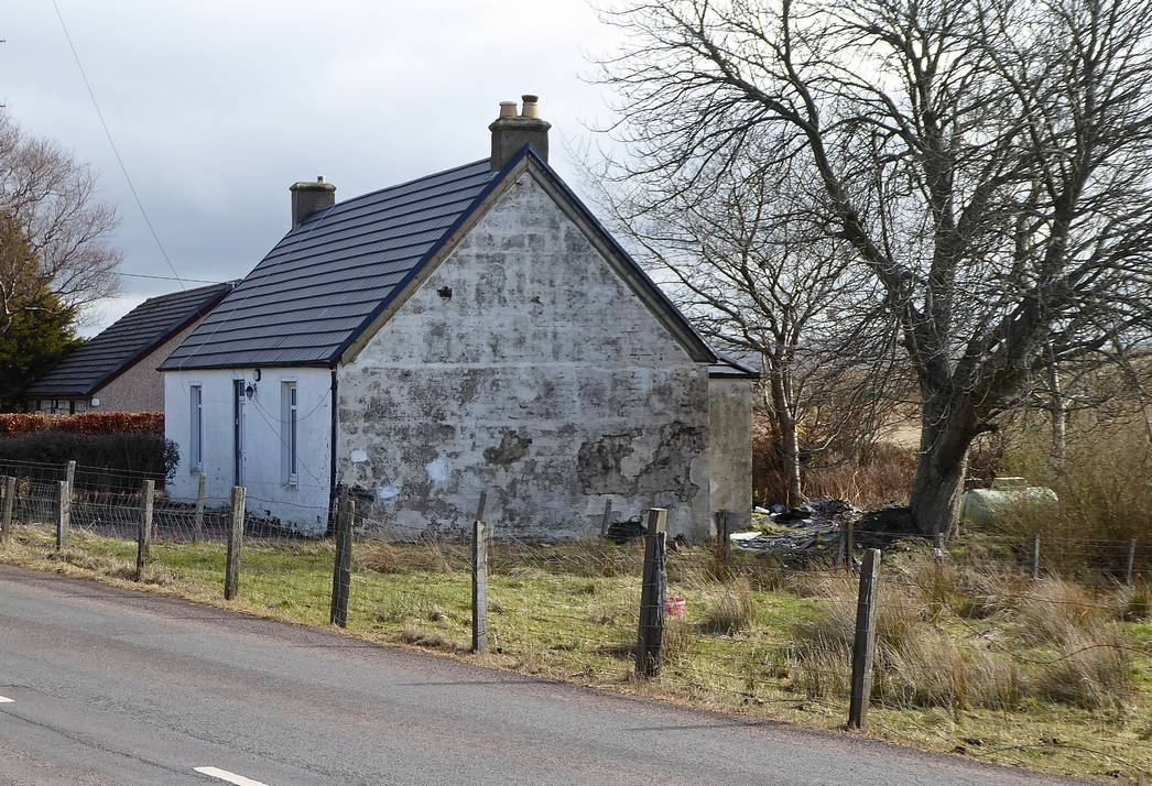 Cottage in Bellfield, Coalburn