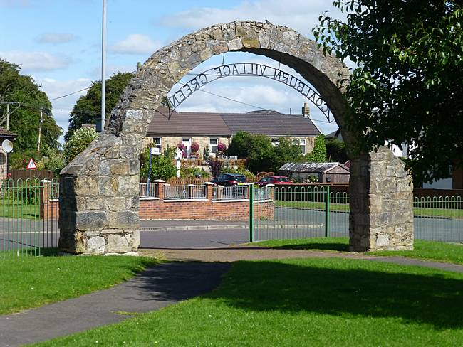 Coalburn Village Green