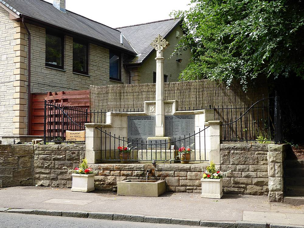 Crossford War Memorial