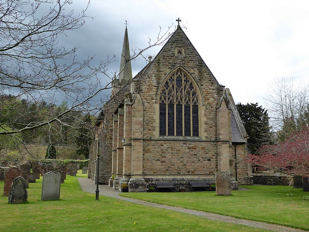 Greenhead Church, Northumberland