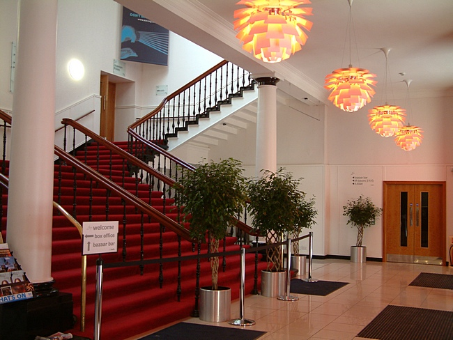 Foyer of City Halls
