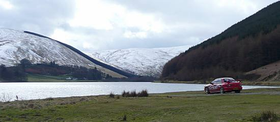 Loch of the Lowes, Scottish Borders