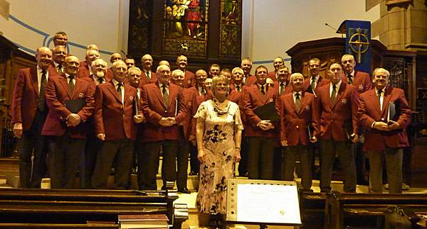 Lesmahagow Male Voice Choir