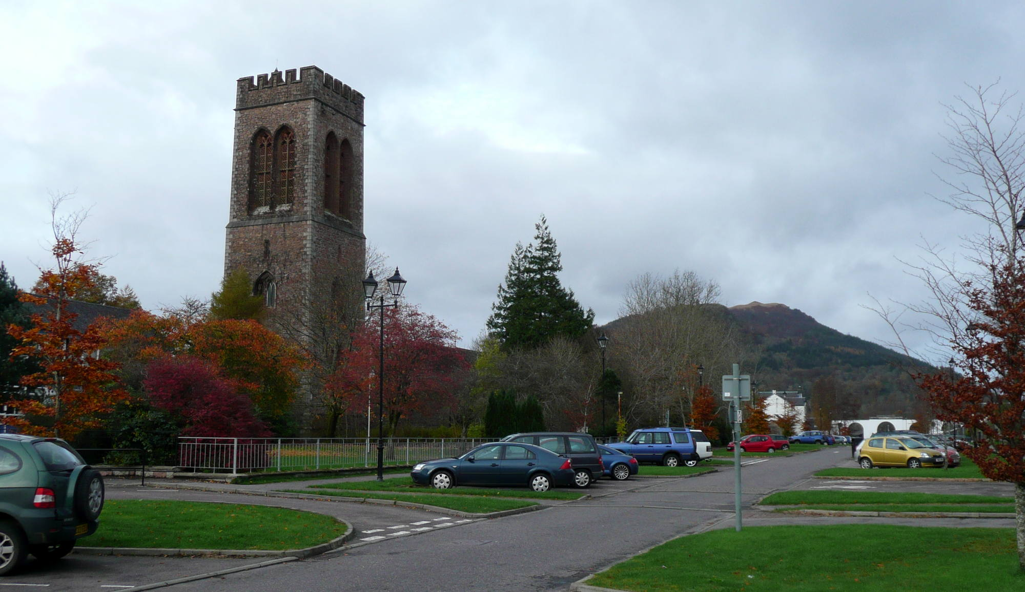 The Avenue, Inverarary