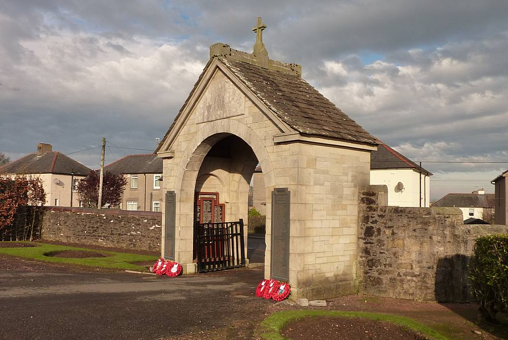 Lesmahagow War Memorial