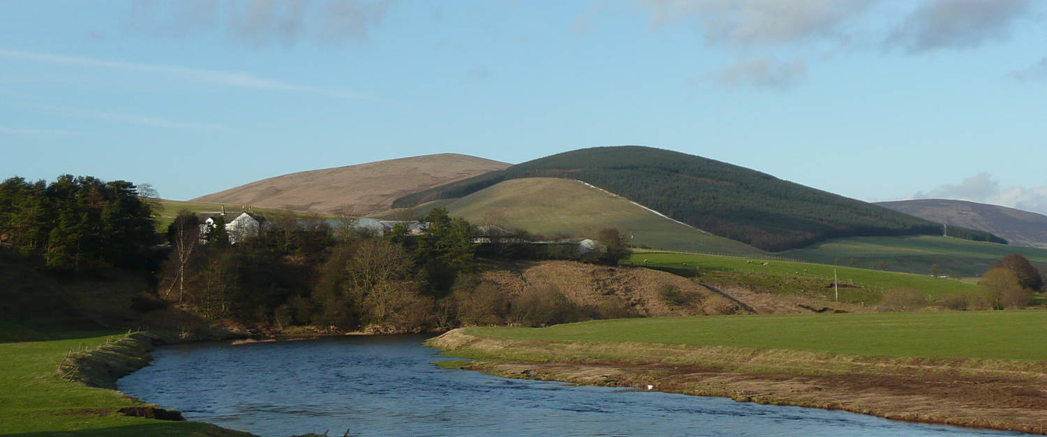 River Clyde near Roberton, South Lanarkshire