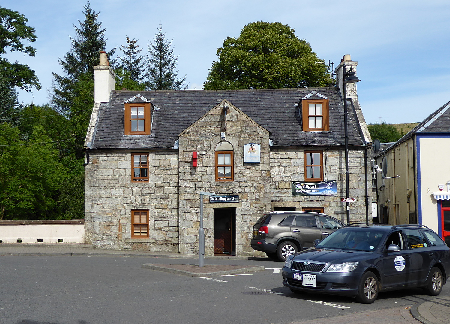 Dalmellington Inn