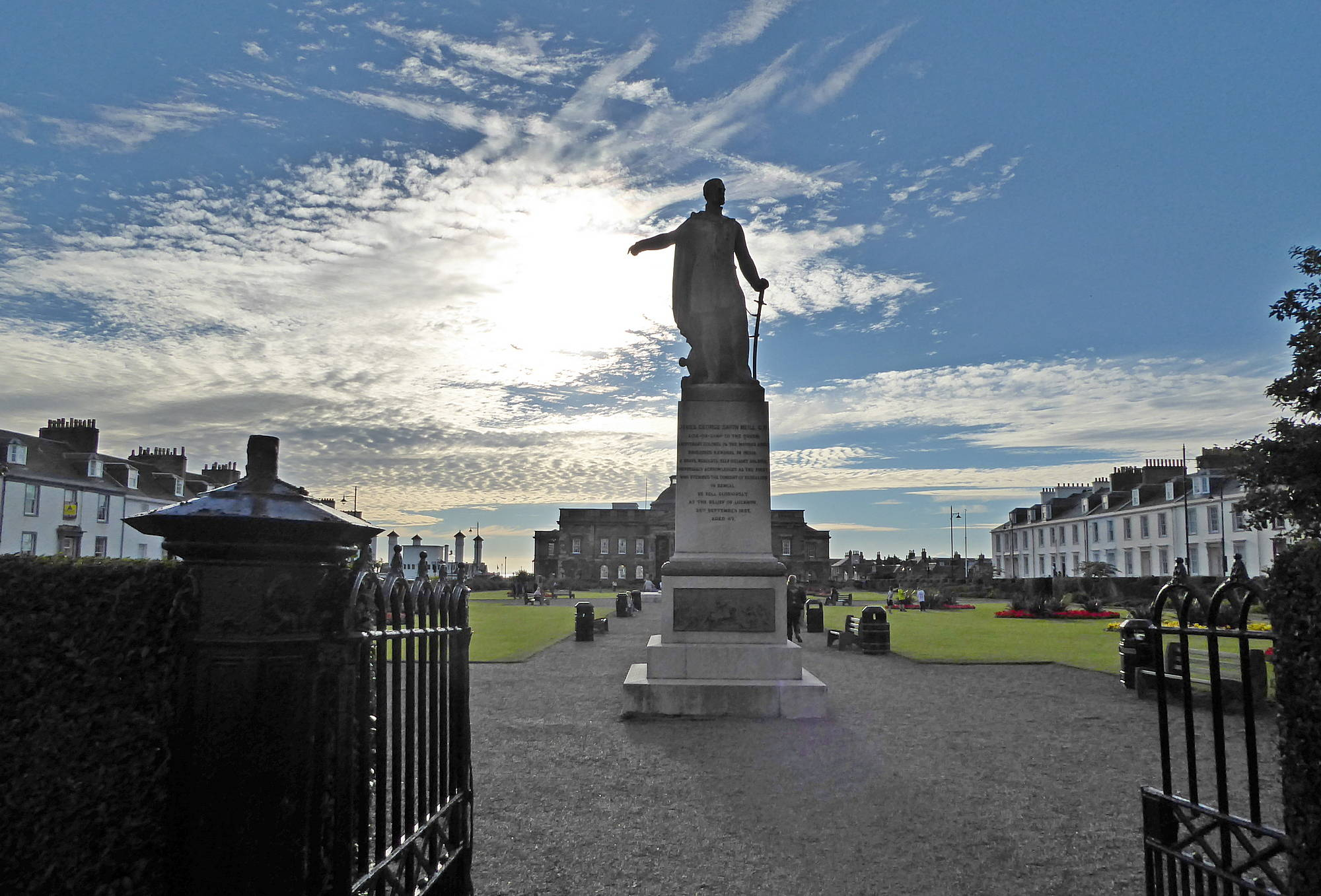 Wellington Square, Ayr