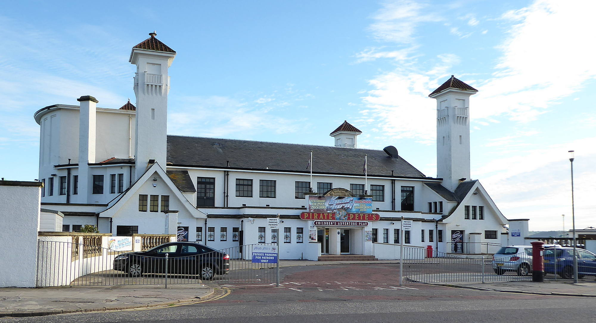 The Pavilion Ayr