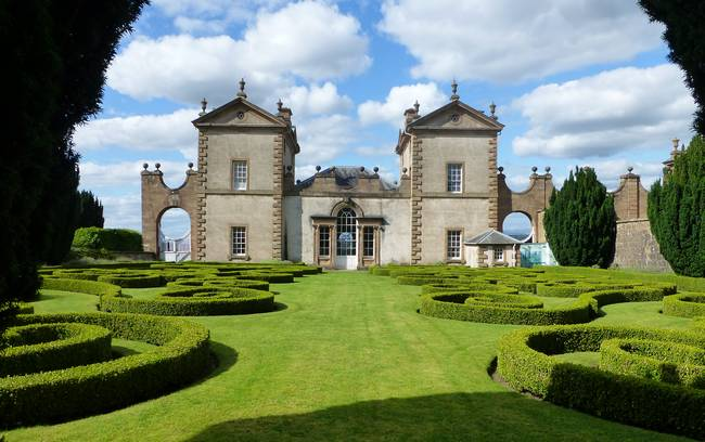 Chatelherault Hunting Lodge