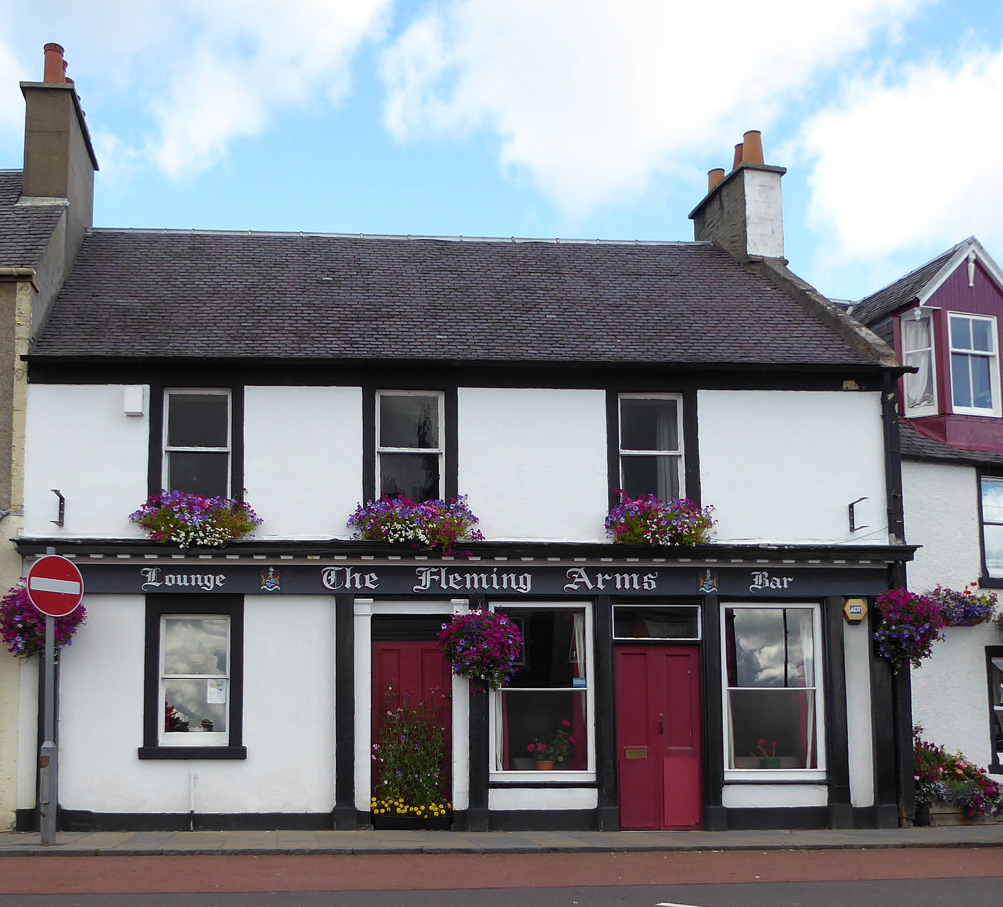 Fleming Arms, Biggar