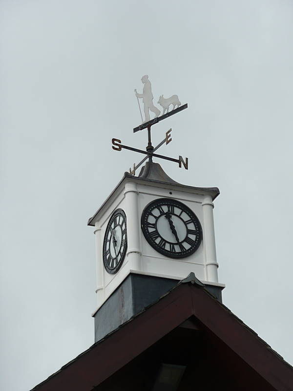 Steeple on Lanark Auction Market