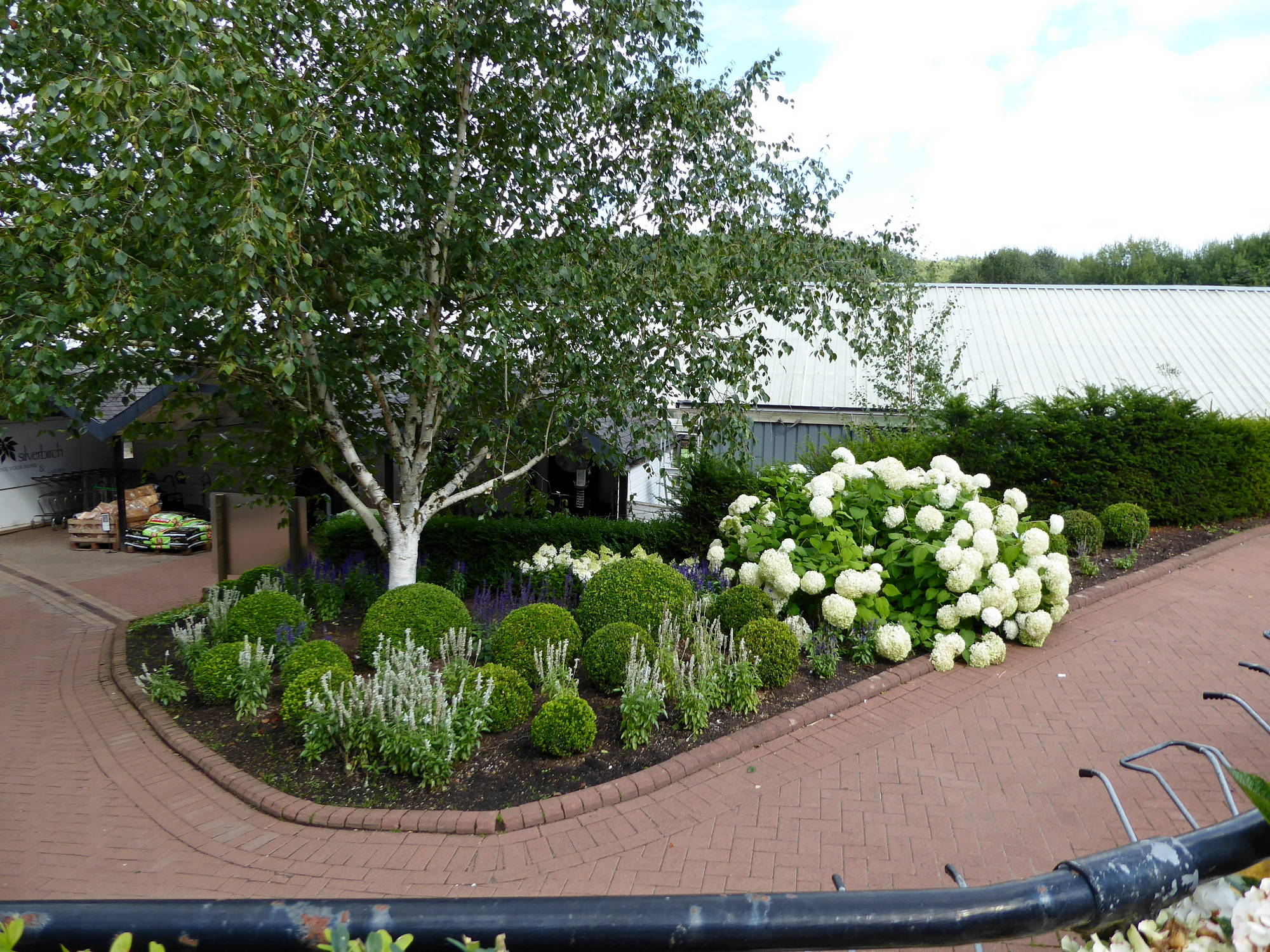 Silver Birch Garden Centre, Crossford