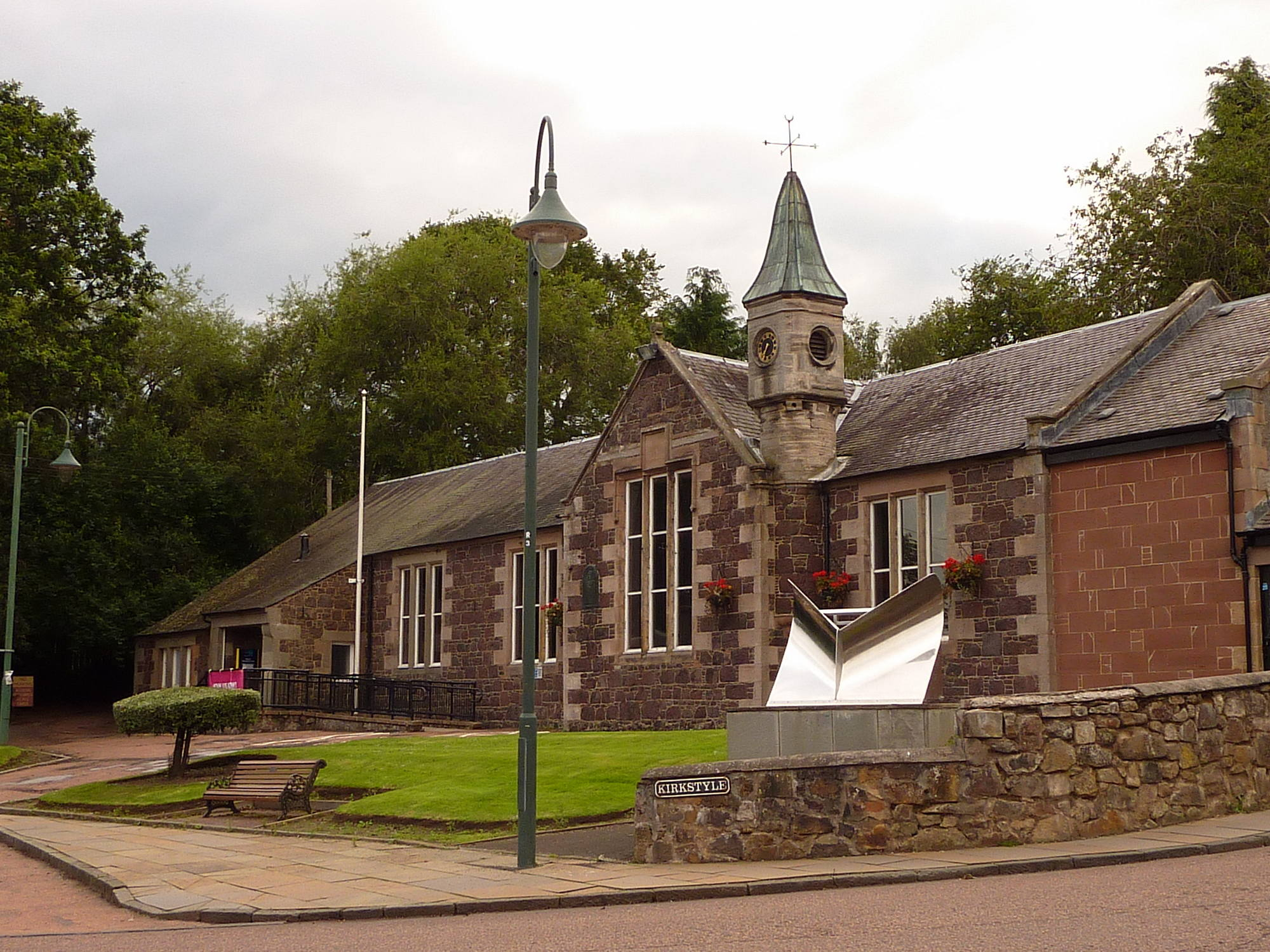 Biggar Municipal Hall