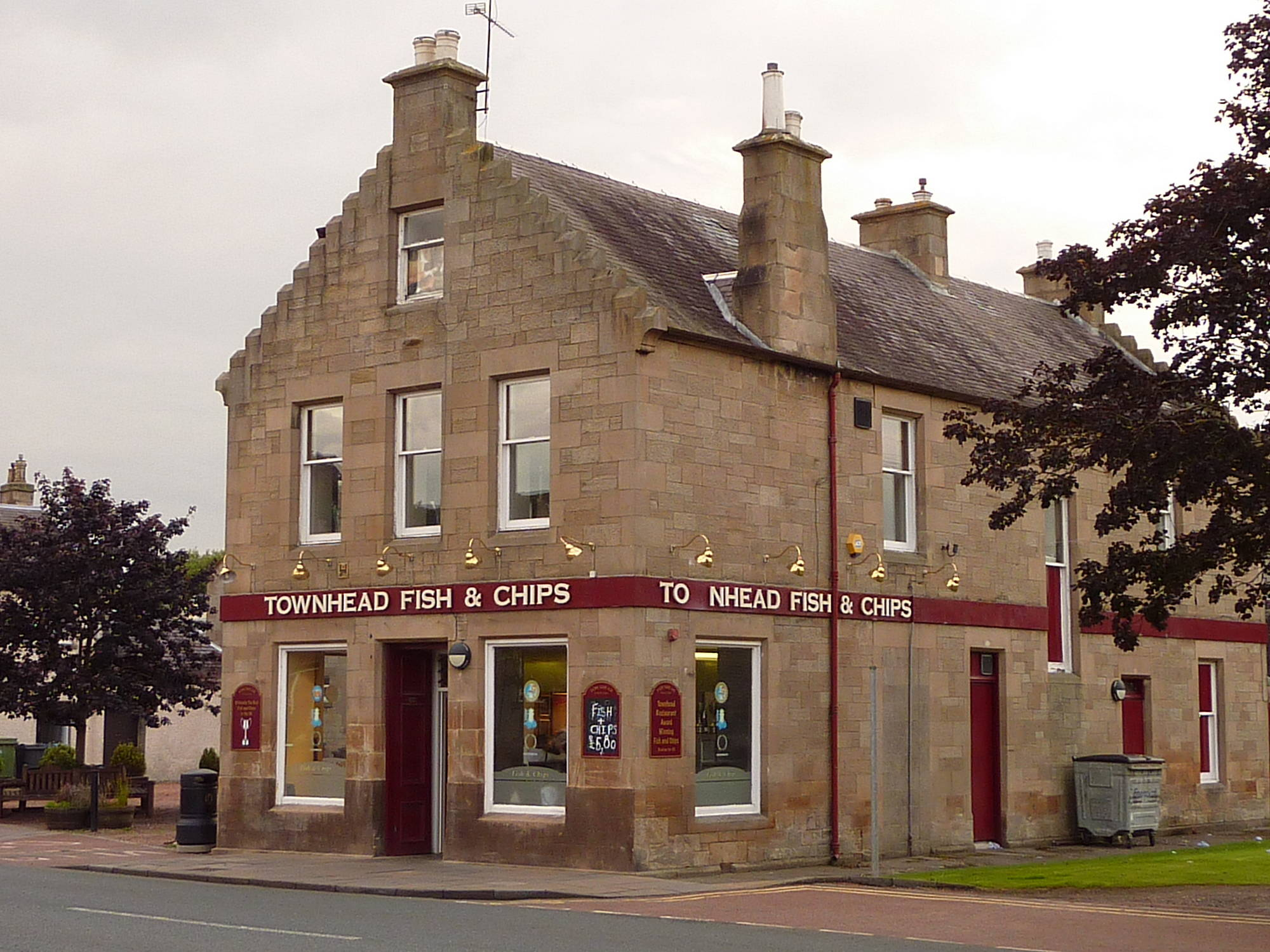 Townhead Fish and Chips