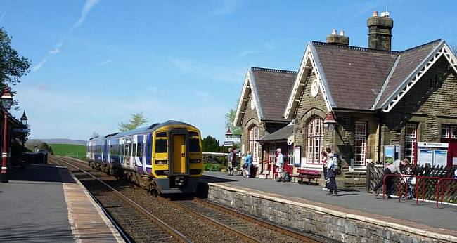 Horton-in-Ribblesdale Station