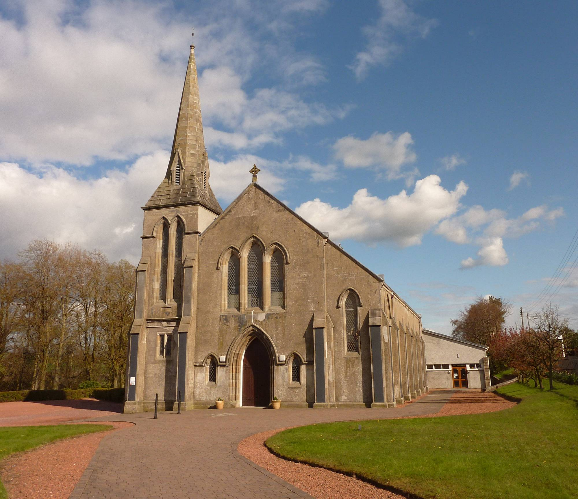 Kirkmuirhill Church