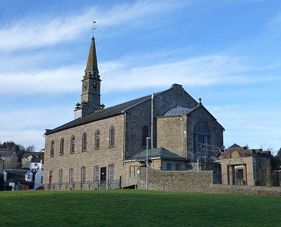 Lesmahagow Old Parish Church