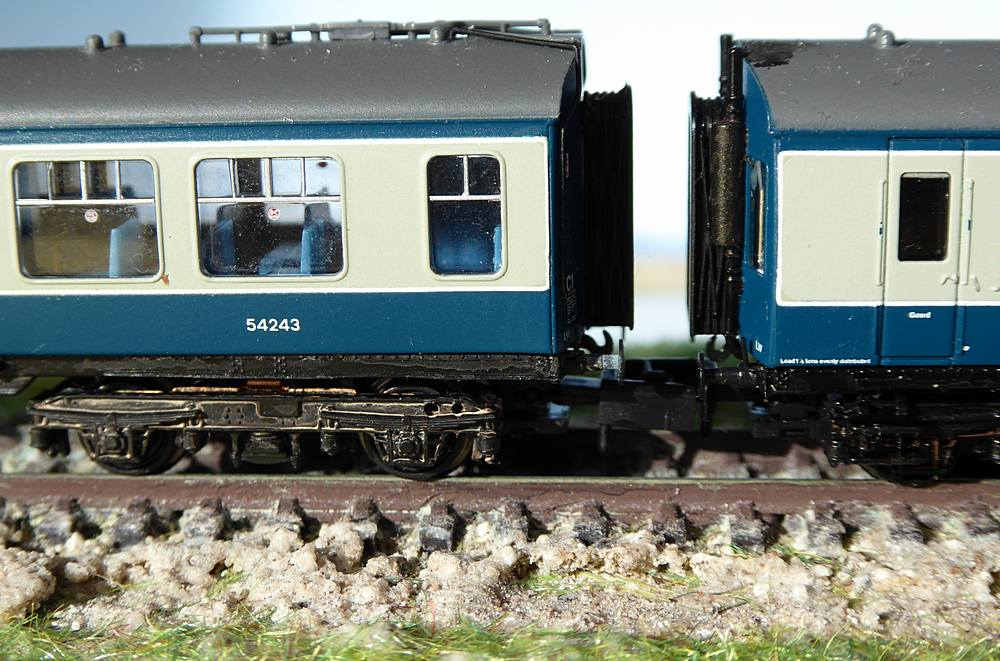 class 108 with rapido couplers