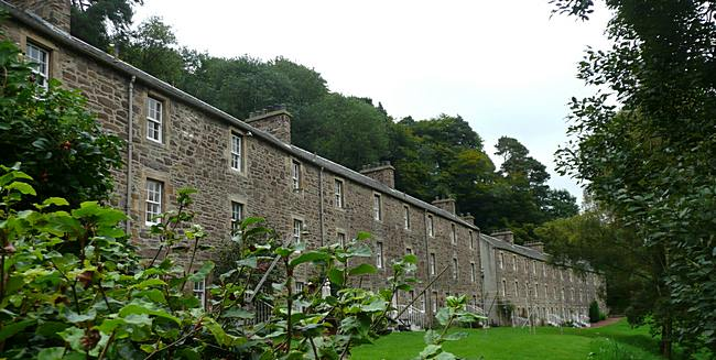 New Lanark (Conservation Village), South Lanarkshire