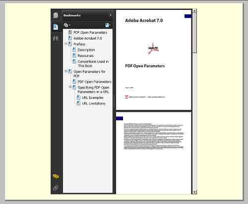HTML Applications: Displaying PDFs