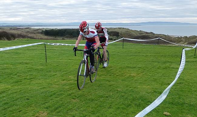 Cyclocross at Irvine