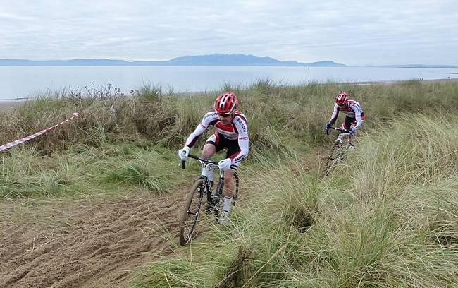 Cylocross at Irvine