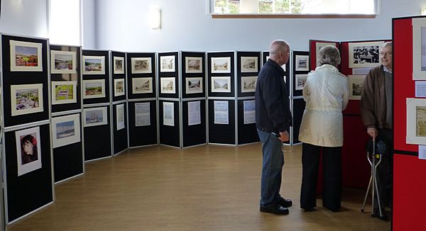 Exhibition Lesmahagow Past and Present